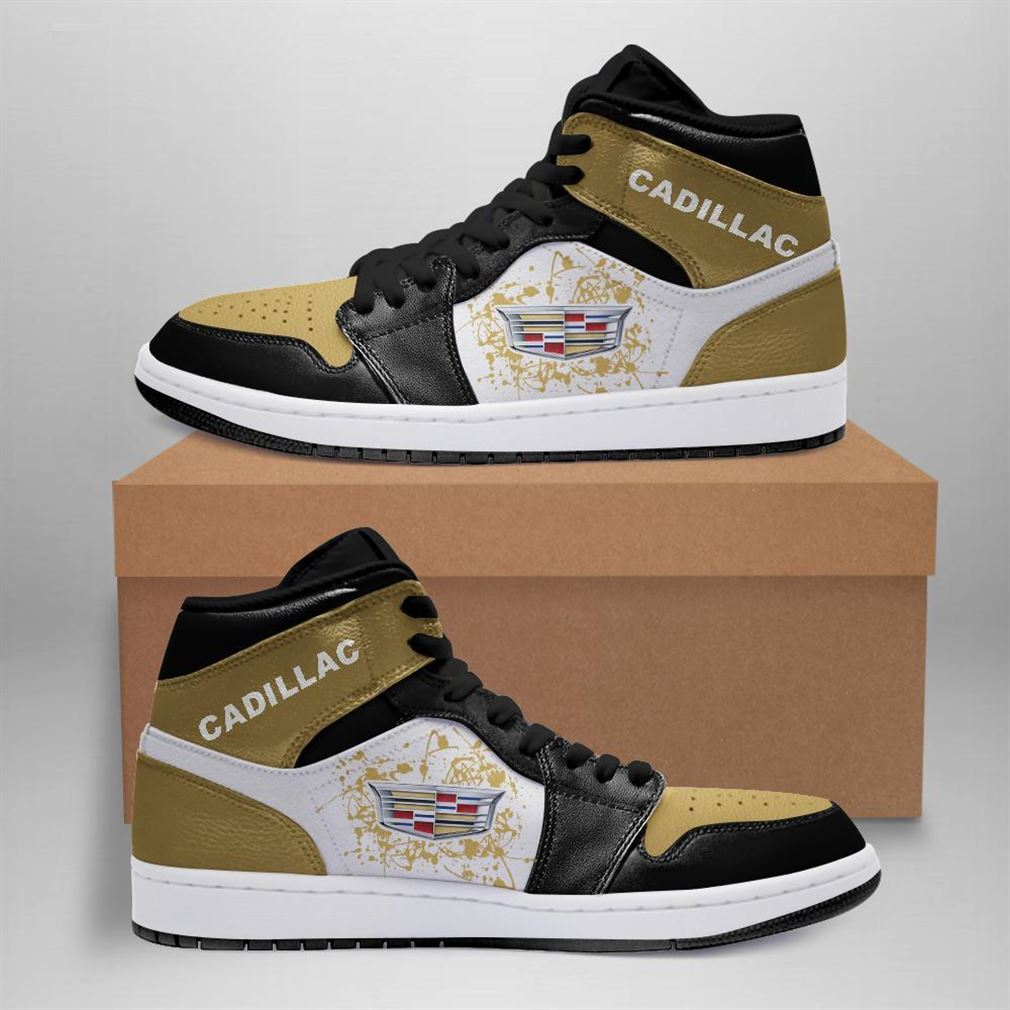 Cadillac Automobile Car Air Jordan Sneaker Boots Shoes