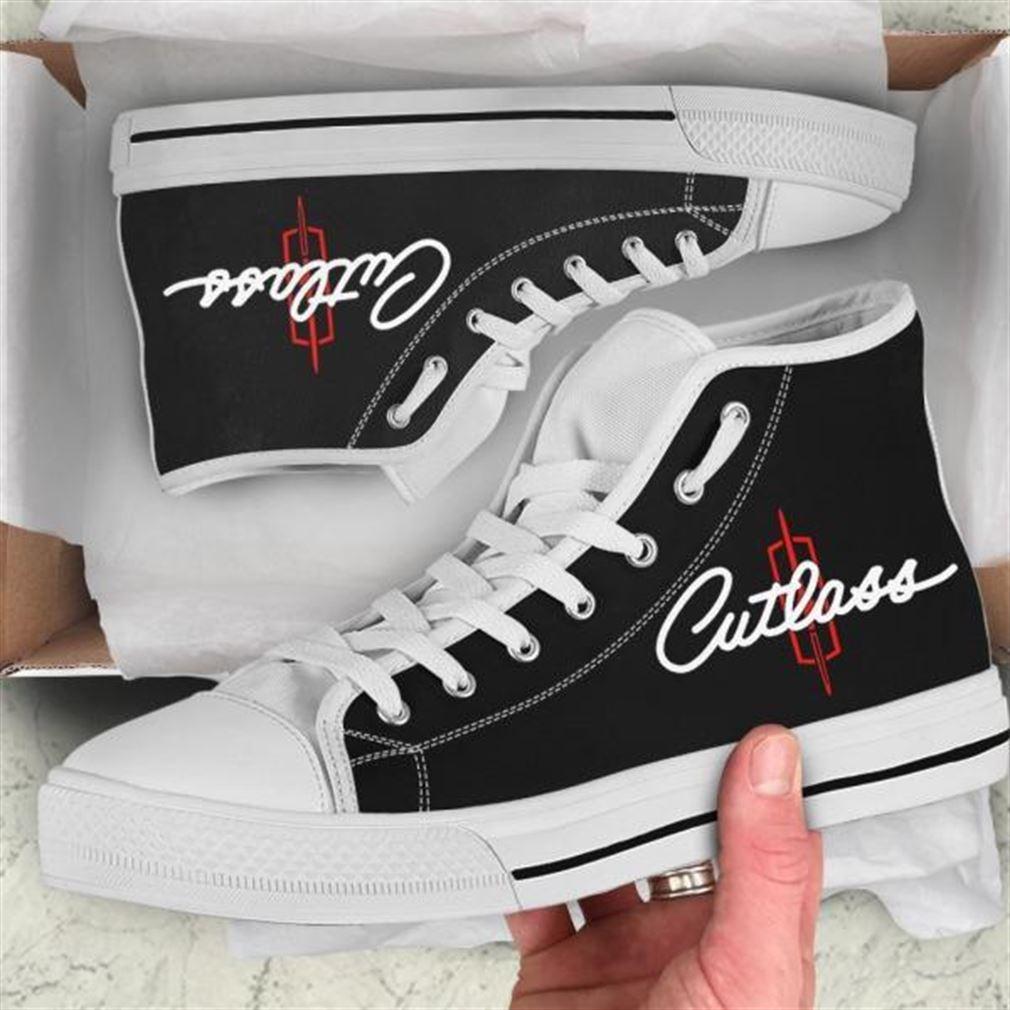 Cutlass High Top Vans Shoes