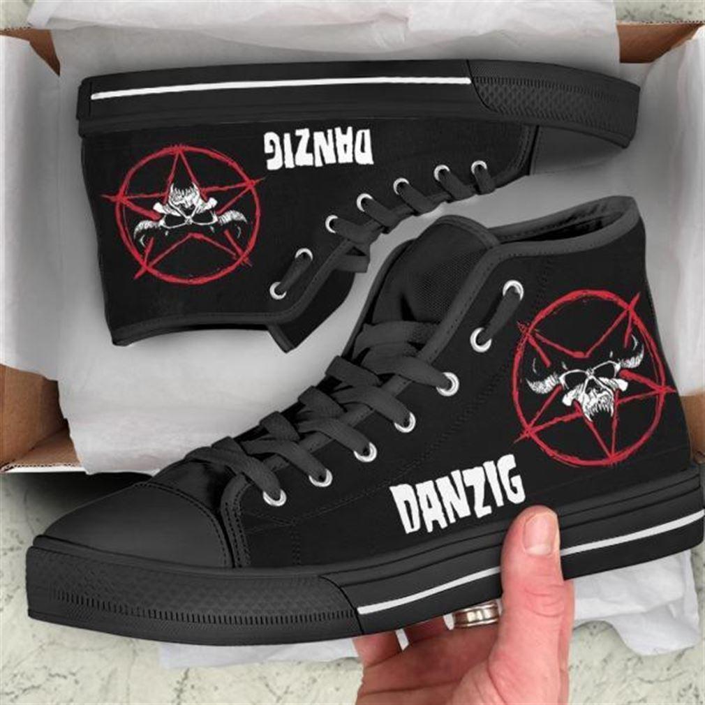 Danzi High Top Vans Shoes