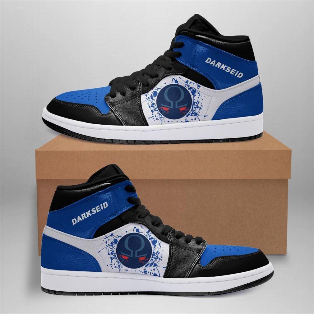 Darkseid Dc Comics Air Jordan Sneaker Boots Shoes