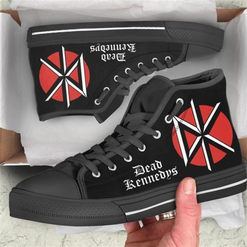 Dead Kennedys High Top Vans Shoes