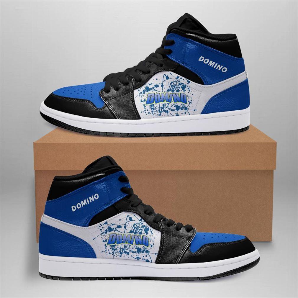 Domino Marvel Air Jordan Sneaker Boots Shoes