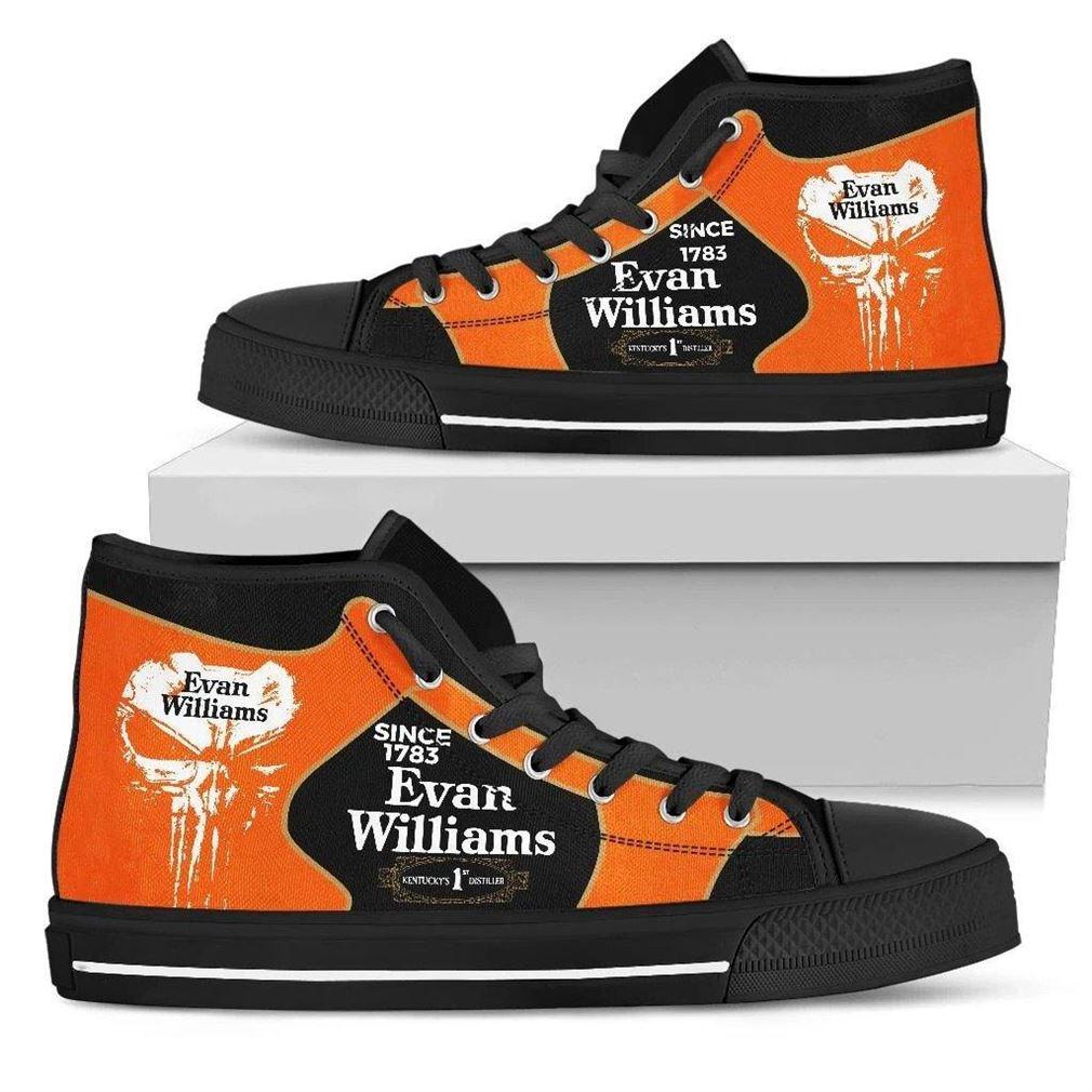 Evan William High Top Vans Shoes
