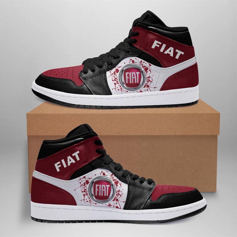 Fiat Automobile Car Air Jordan Sneaker Boots Shoes