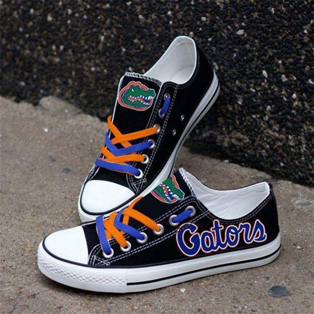 Florida Gators Nfl Football Low Top Vans Shoes