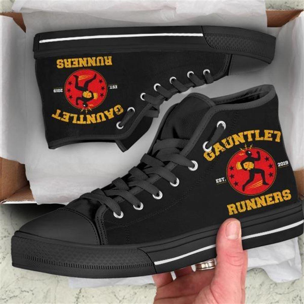 Gauntlet Runners High Top Vans Shoes