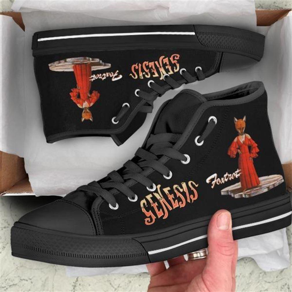 Genesis Foxtrot High Top Vans Shoes
