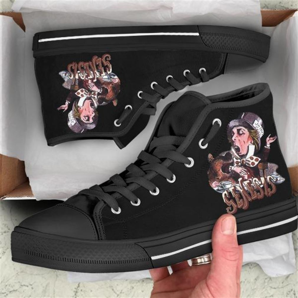Genesis High Top Vans Shoes