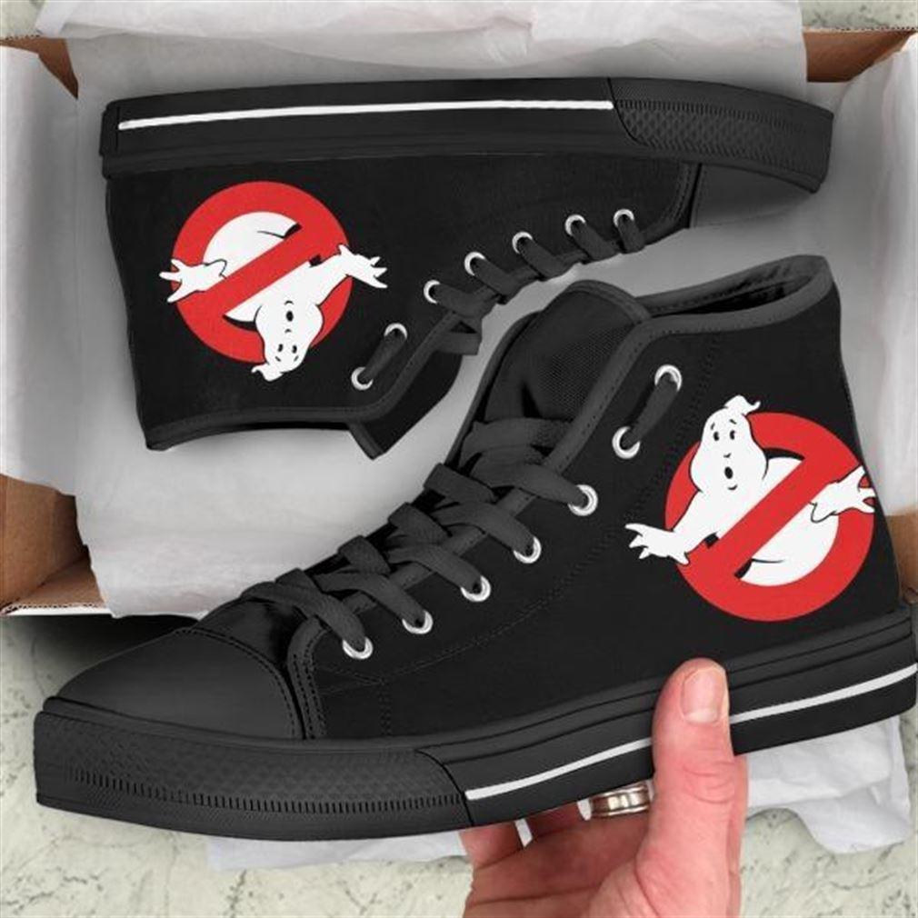 Ghostbusters High Top Vans Shoes
