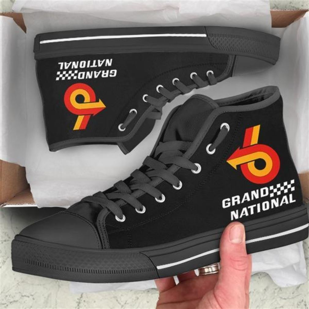 Grand National High Top Vans Shoes