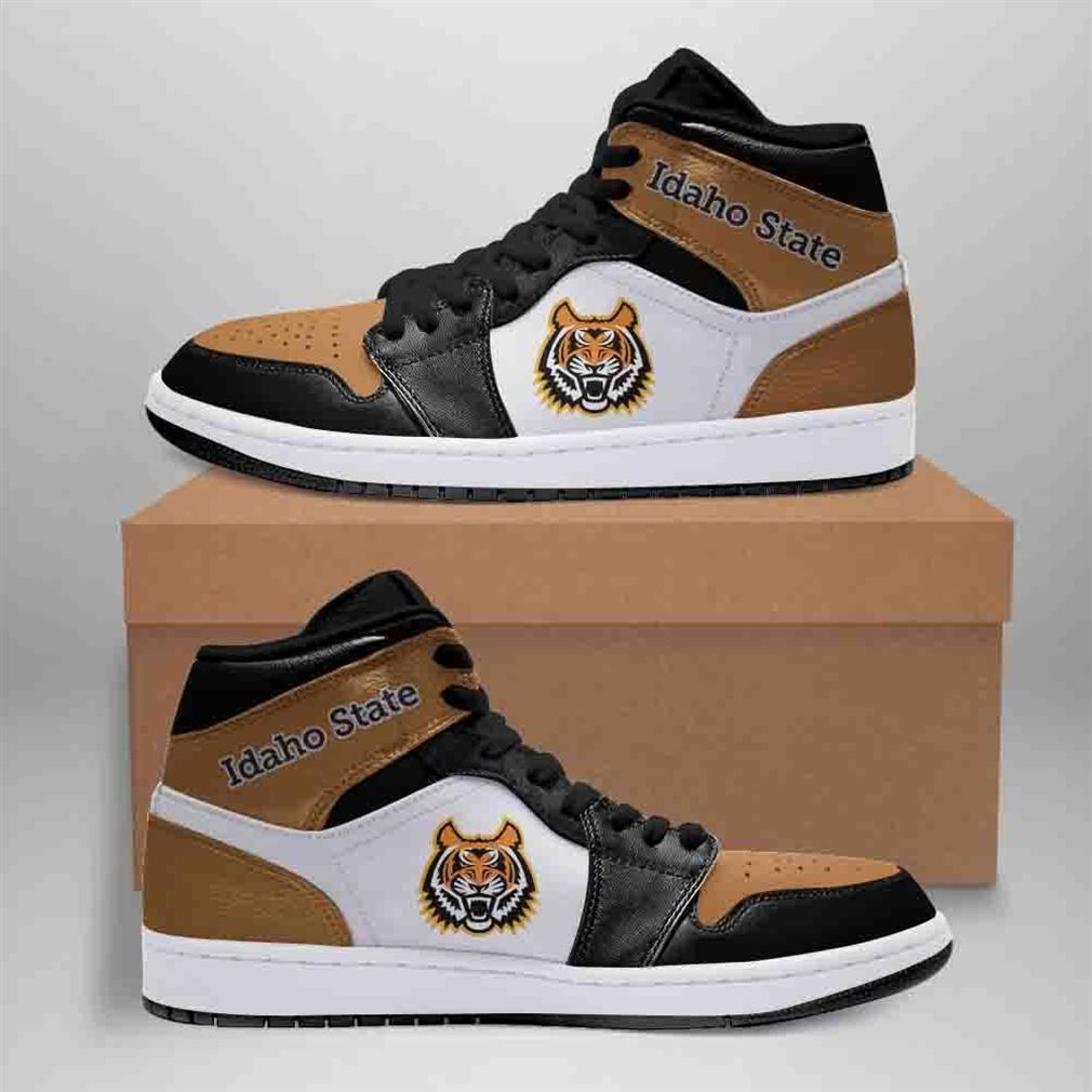 Idaho State Bengals Ncaa Air Jordan Sneaker Boots Shoes