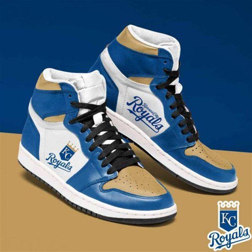 Kansas City Royals Mlb Baseball Air Jordan Sneaker Boots Shoes