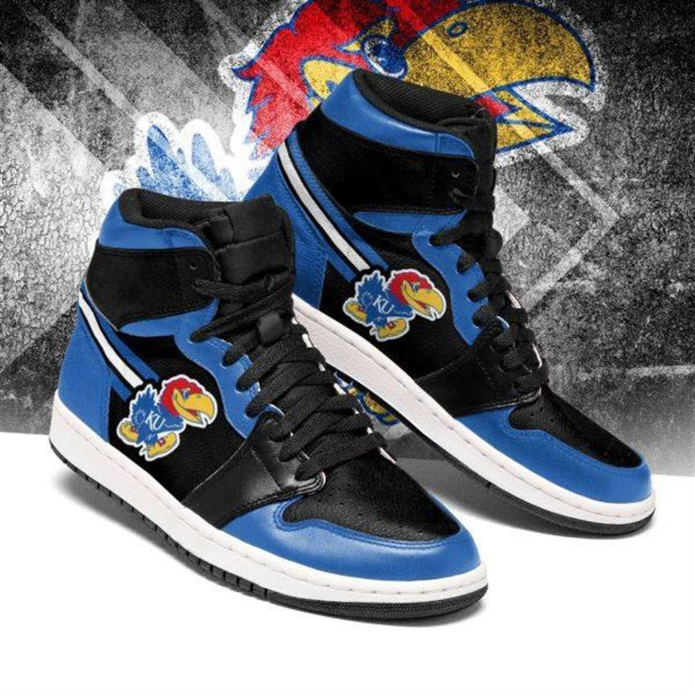 Kansas Jayhawks Ncaa Air Jordan Sneaker Boots Shoes