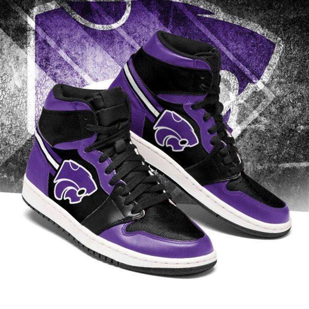 Kansas State Wildcats Ncaa Air Jordan Sneaker Boots Shoes