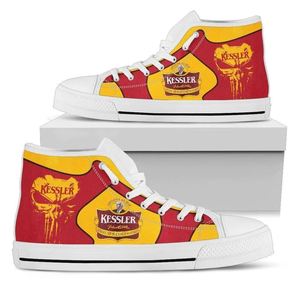 Kessler High Top Vans Shoes