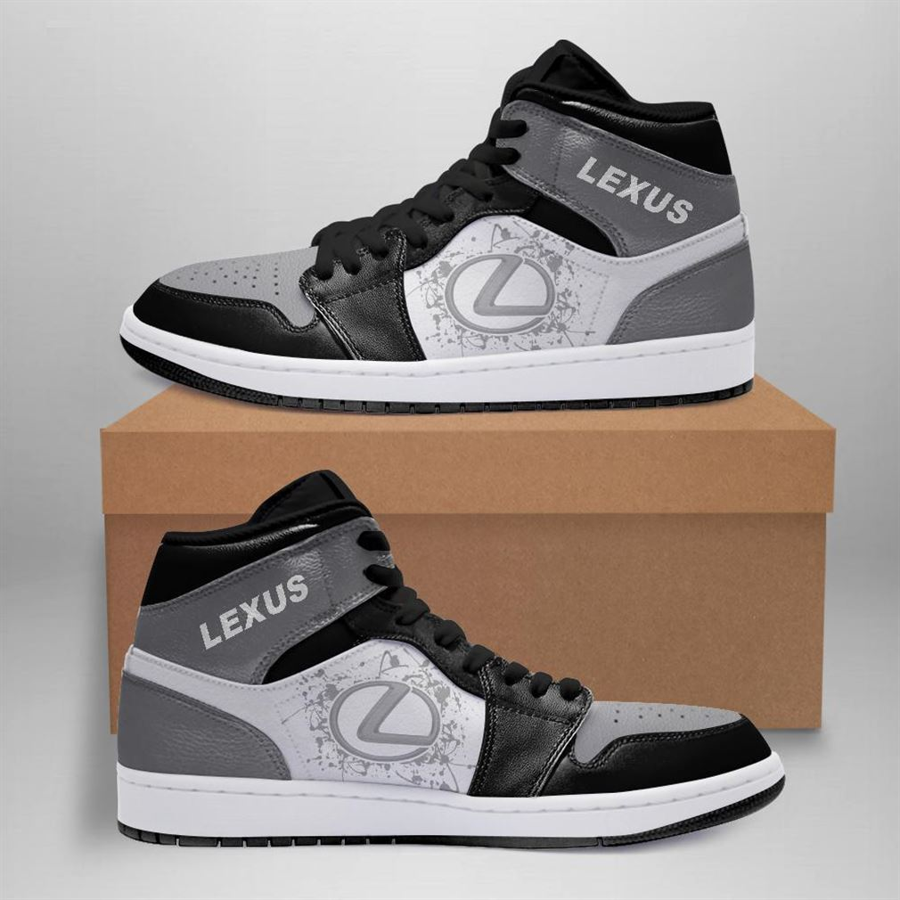 Lexus Automobile Car Air Jordan Sneaker Boots Shoes