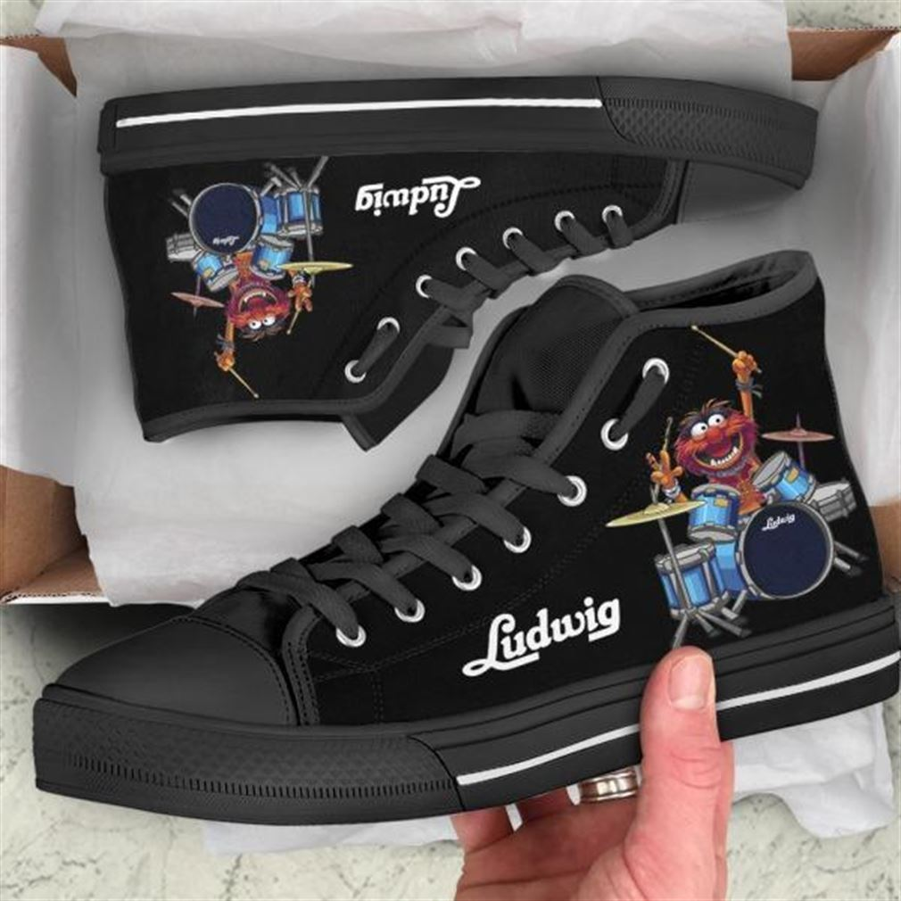 Ludwig High Top Vans Shoes