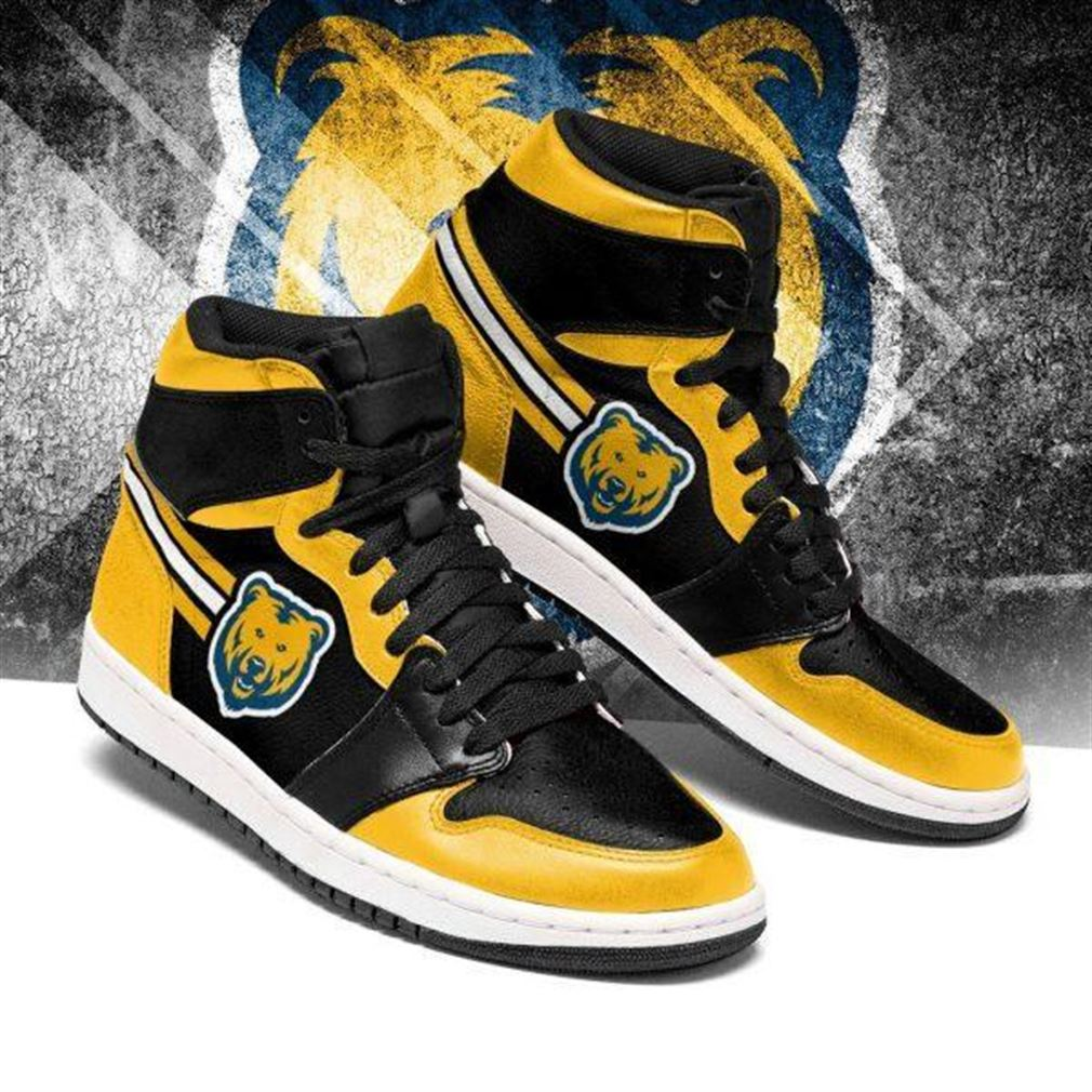 Northern Colorado Bears Ncaa Air Jordan Sneaker Boots Shoes