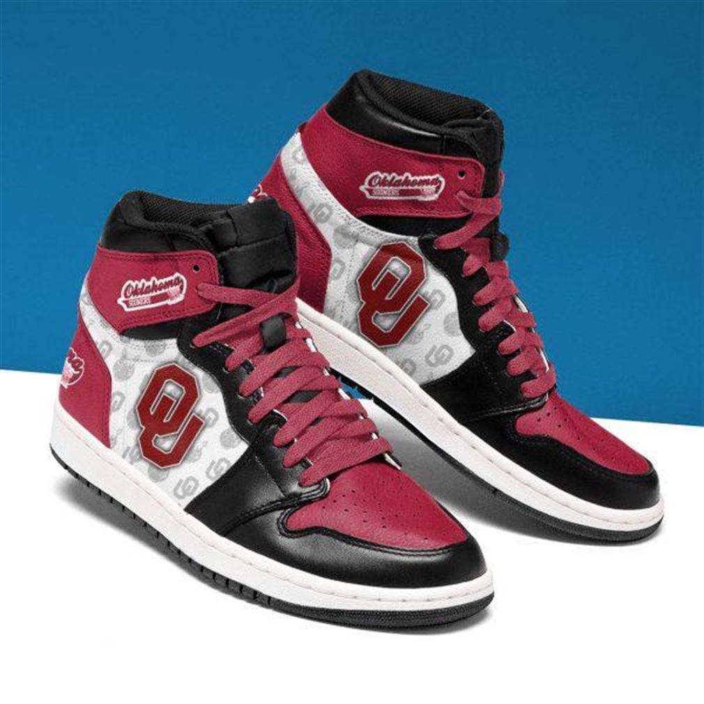 Oklahoma Sooners Ncaa Air Jordan Sneaker Boots Shoes