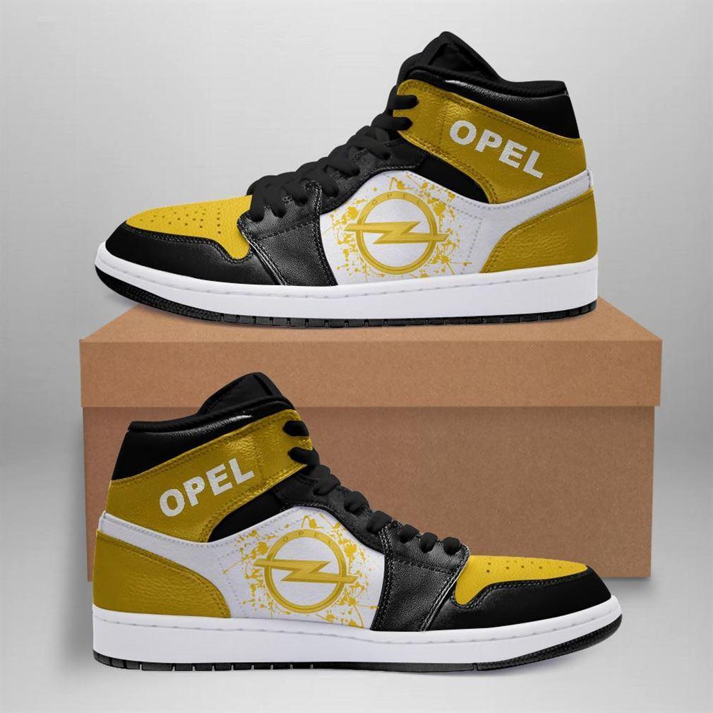 Opel Automobile Car Air Jordan Sneaker Boots Shoes