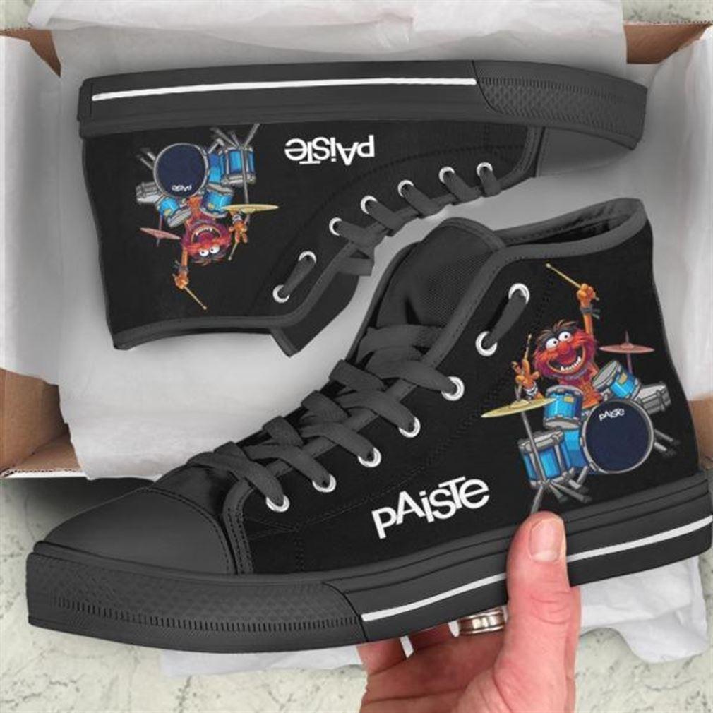 Paiste High Top Vans Shoes