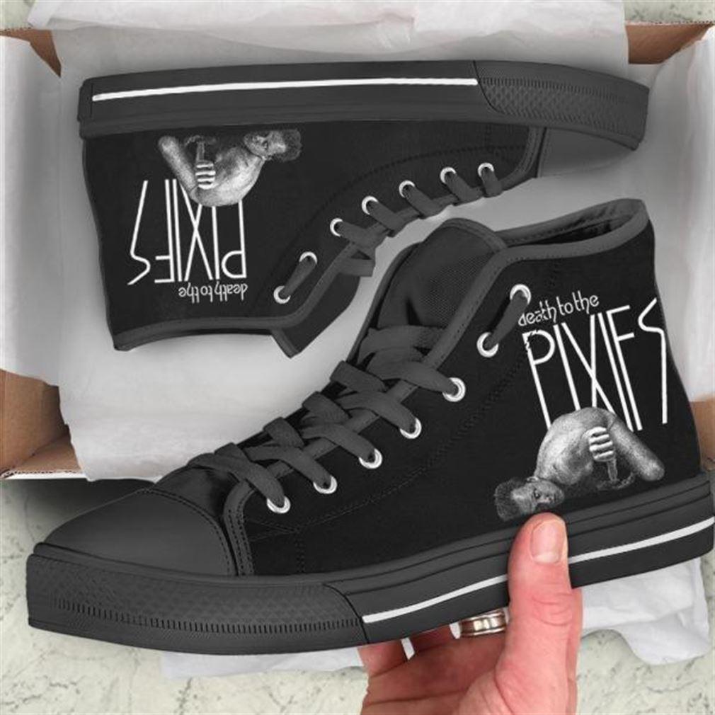 Pixies High Top Vans Shoes