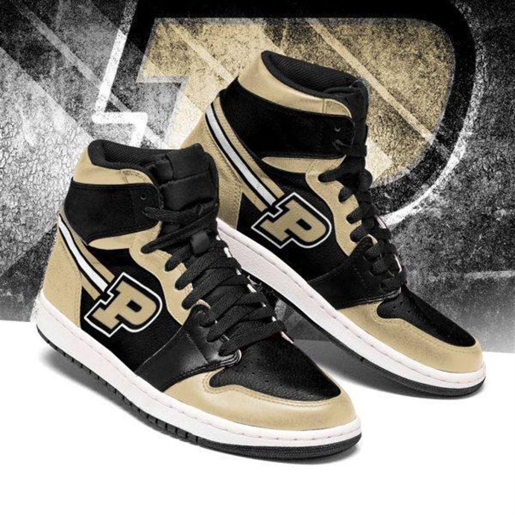 Purdue Boilermakers Ncaa Air Jordan Sneaker Boots Shoes