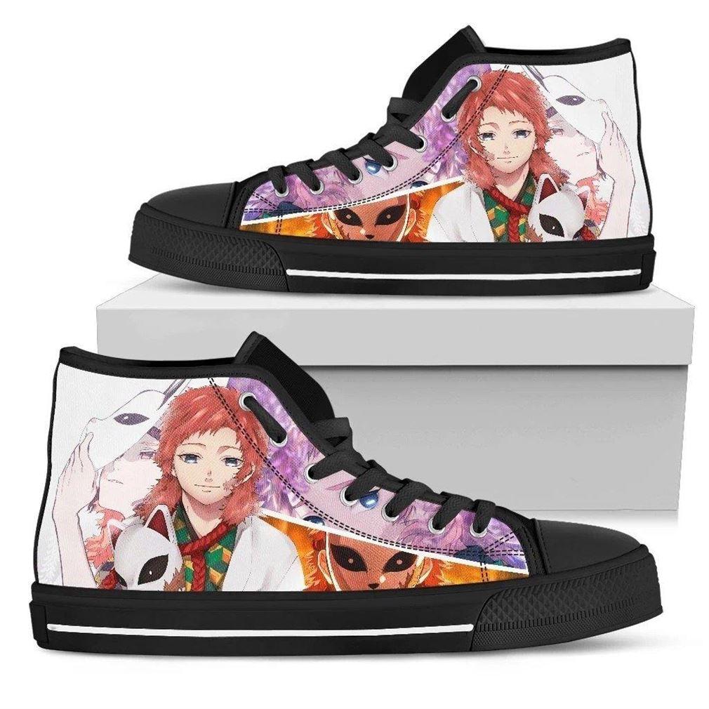 Sabito High Top Vans Shoes