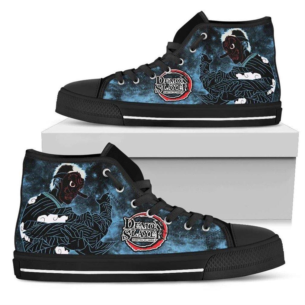 Sakonji High Top Vans Shoes