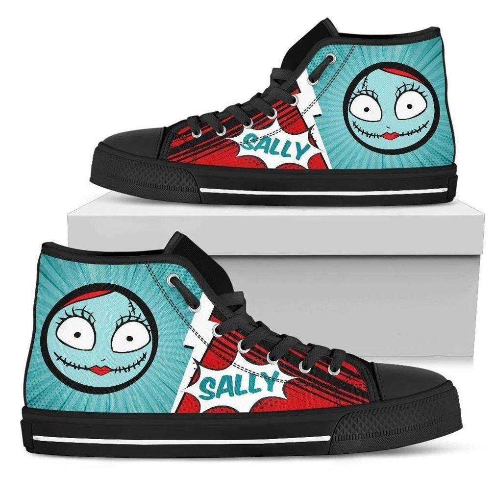 Sally High Top Vans Shoes