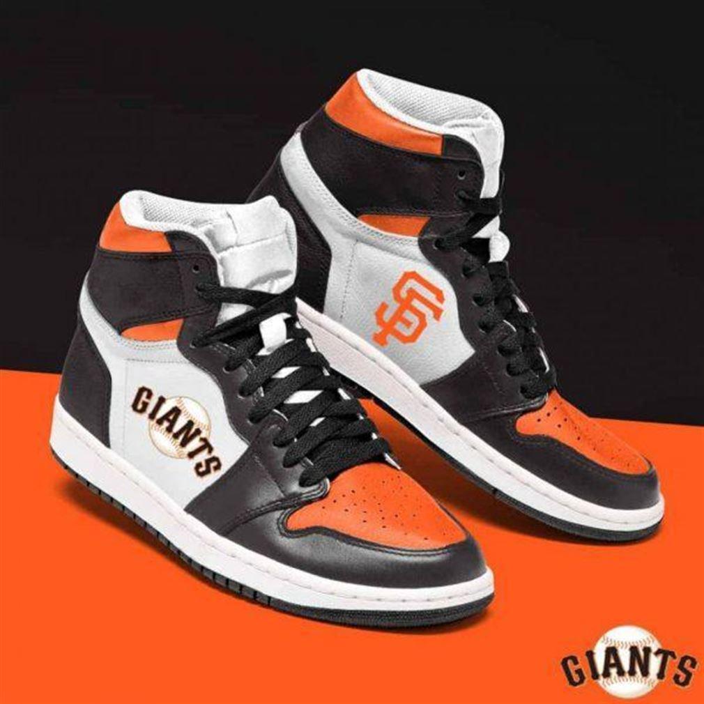 San Francisco Giants Mlb Baseball Air Jordan Sneaker Boots Shoes
