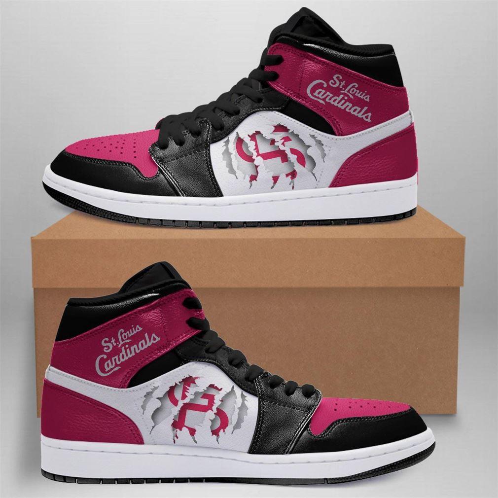 St Louis Cardinals Mlb Air Jordan Sneaker Boots Shoes