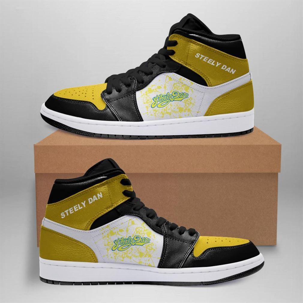 Steely Dan Rock Band Air Jordan Sneaker Boots Shoes
