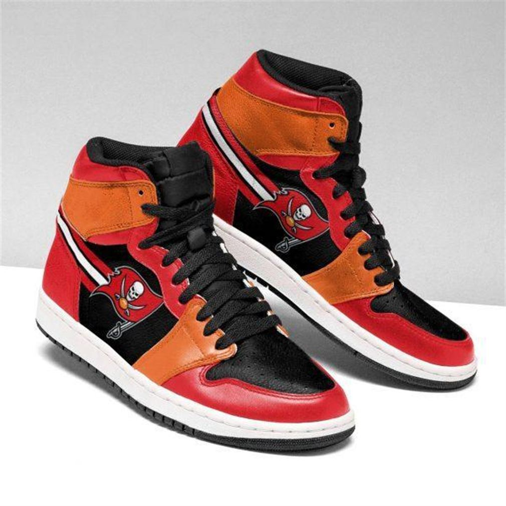 Tampa Bay Buccaneers Nfl Football Air Jordan Sneaker Boots Shoes