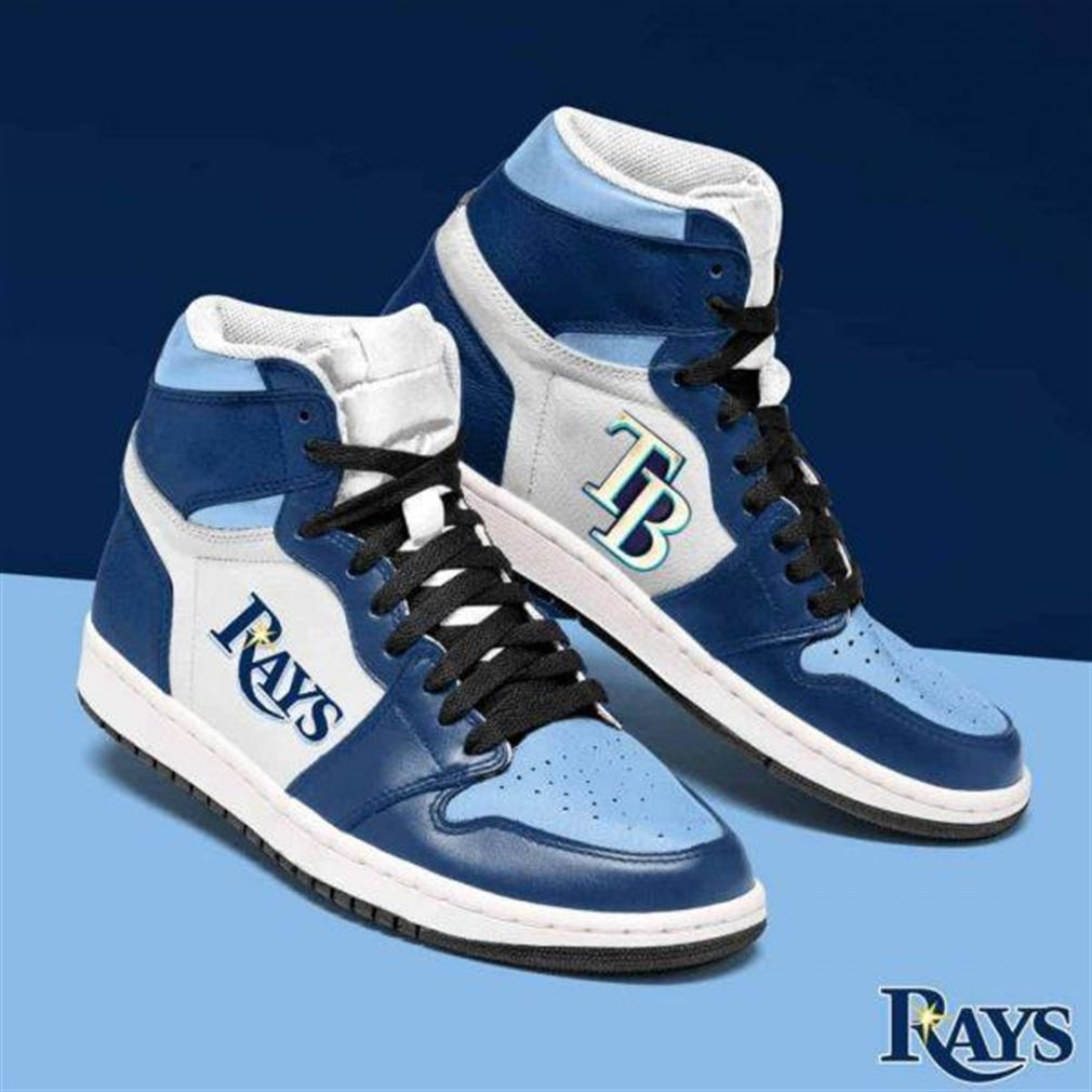 Tampa Bay Rays Mlb Baseball Air Jordan Sneaker Boots Shoes