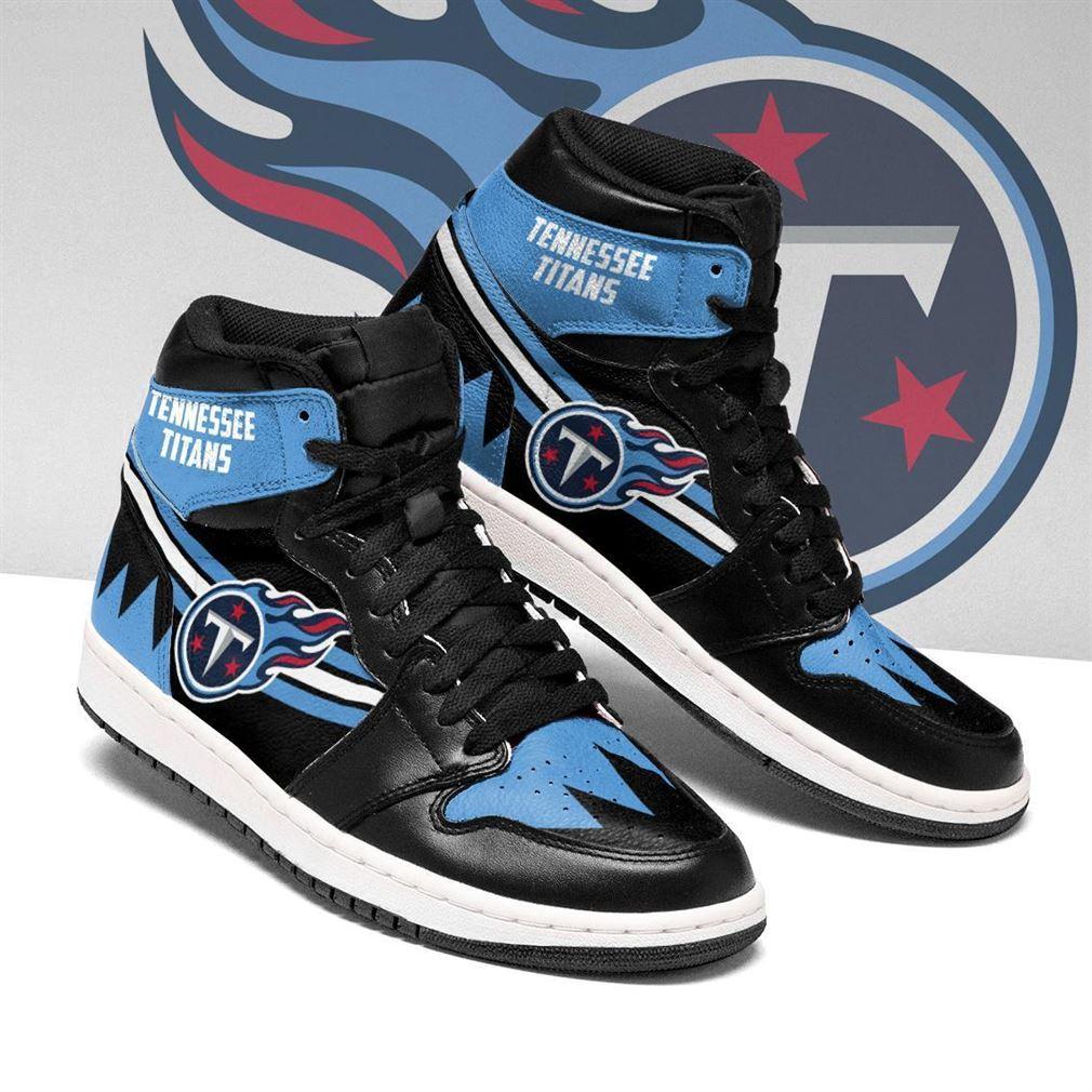 Tennessee Titans Nfl Air Jordan Sneaker Boots Shoes