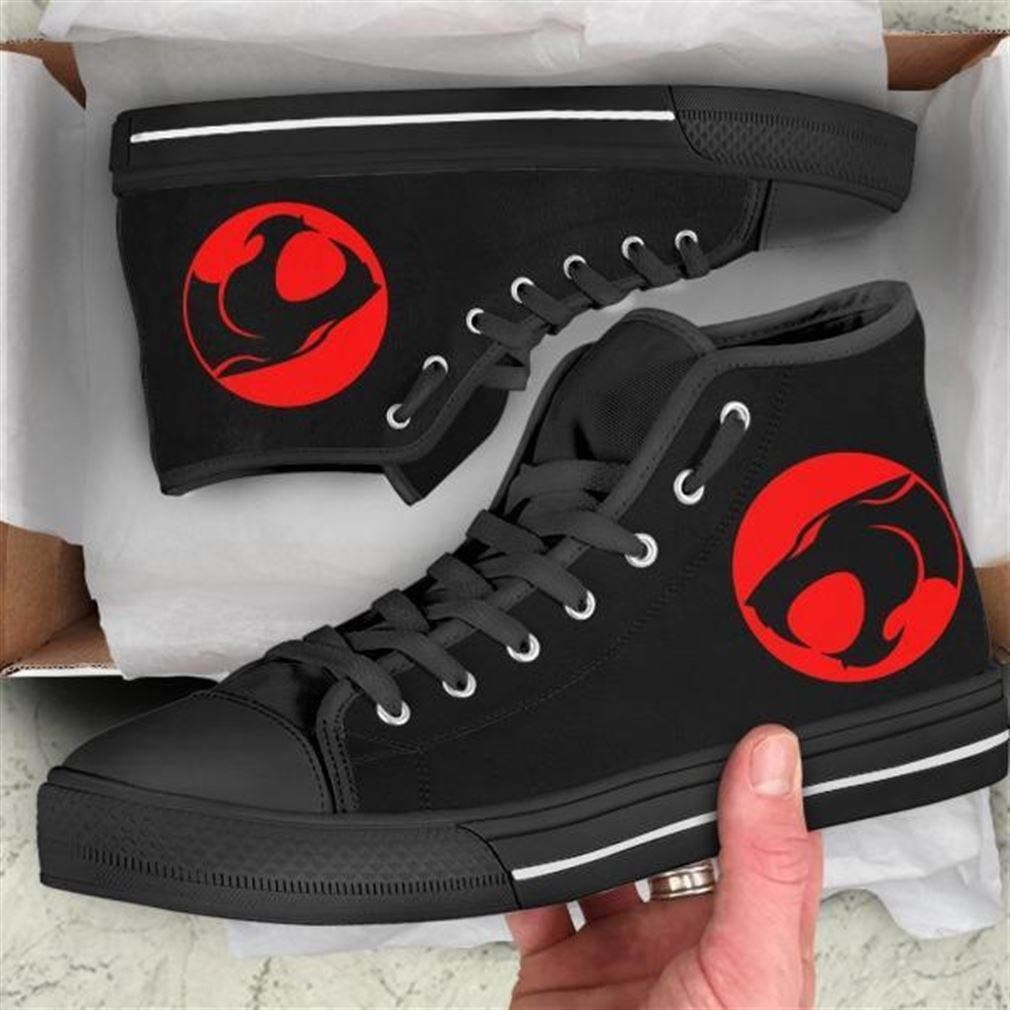 Thundercats Lion-o High Top Vans Shoes