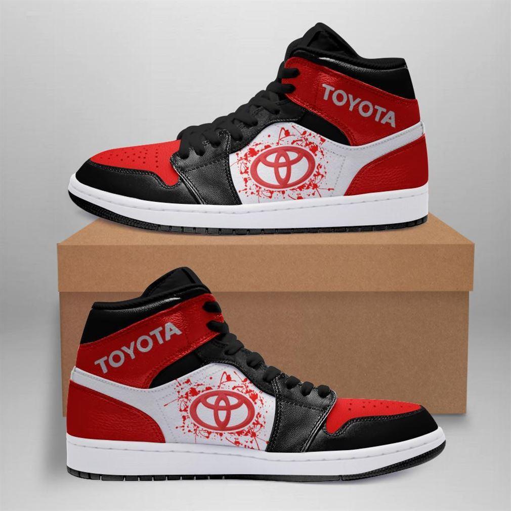 Toyota Automobile Car Air Jordan Sneaker Boots Shoes
