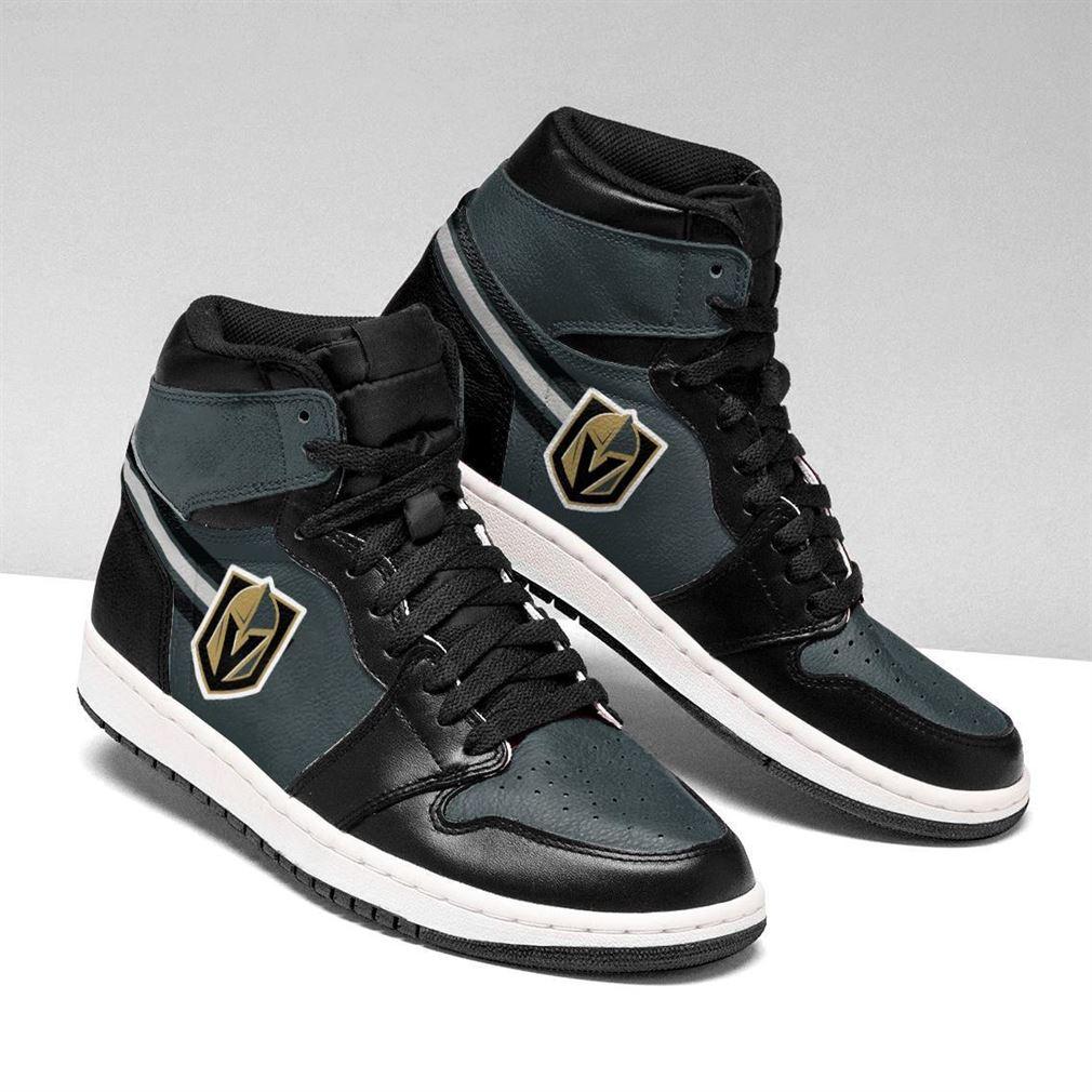 Vegas Golden Knights Nhl Air Jordan Sneaker Boots Shoes