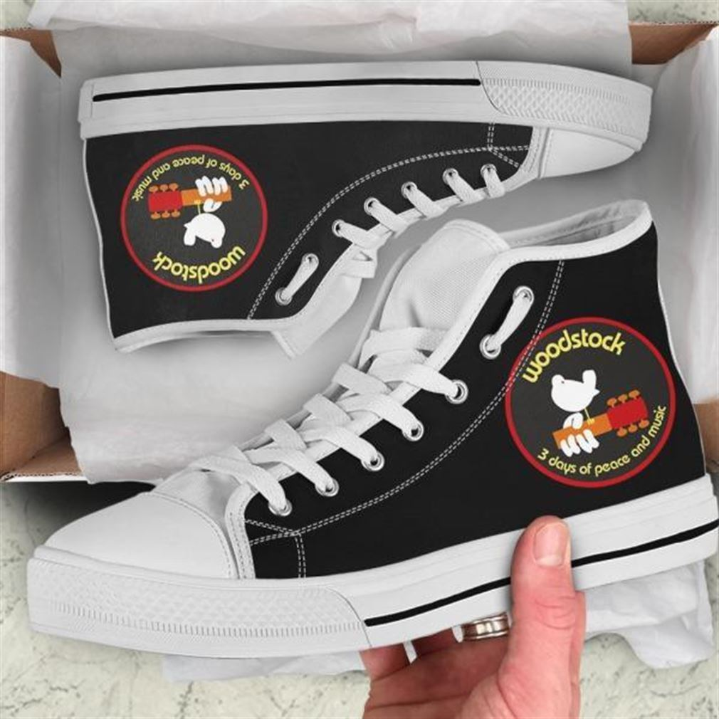 Woodstock High Top Vans Shoes