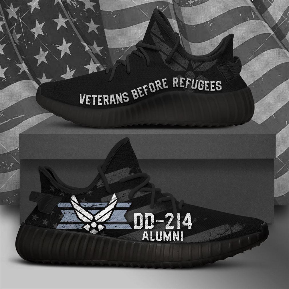 Air Force Dd-214 Alumni Yeezy Sneakers Shoes