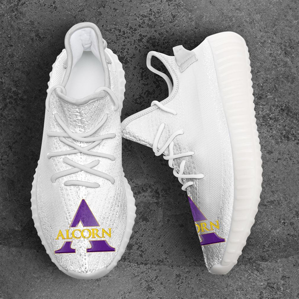 Alcorn State Braves Ncaa Sport Teams Yeezy Sneakers Shoes