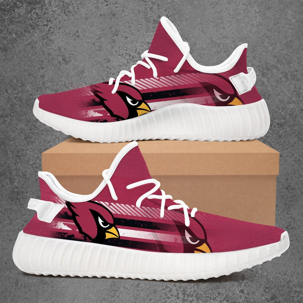 Arizona Cardinals Nba Basketball Yeezy Sneakers Shoes