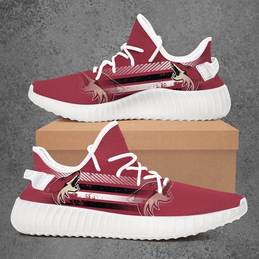 Arizona Coyotes Nfl Football Yeezy Sneakers Shoes