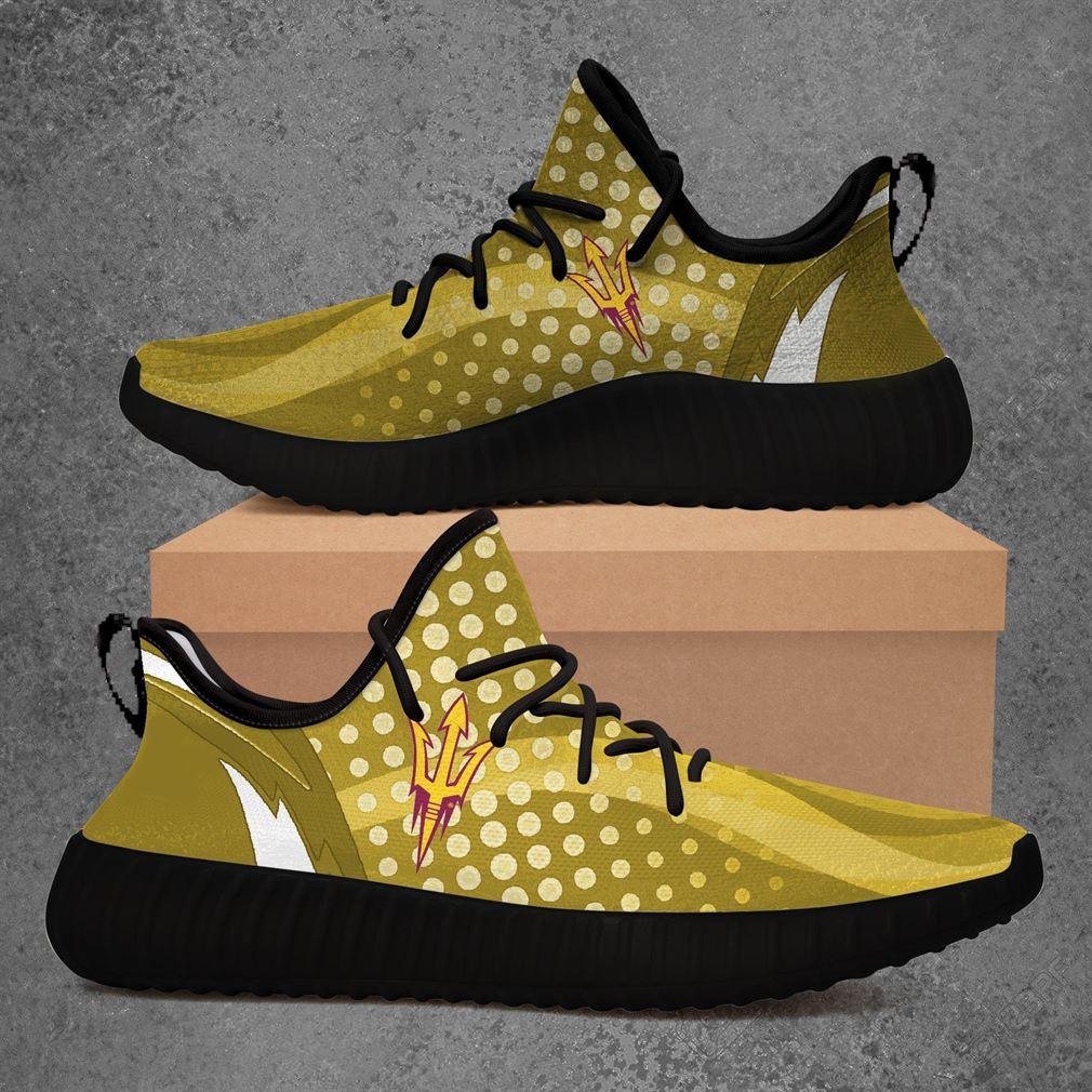 Arizona State Sun Devils Ncaa Sport Teams Yeezy Sneakers Shoes