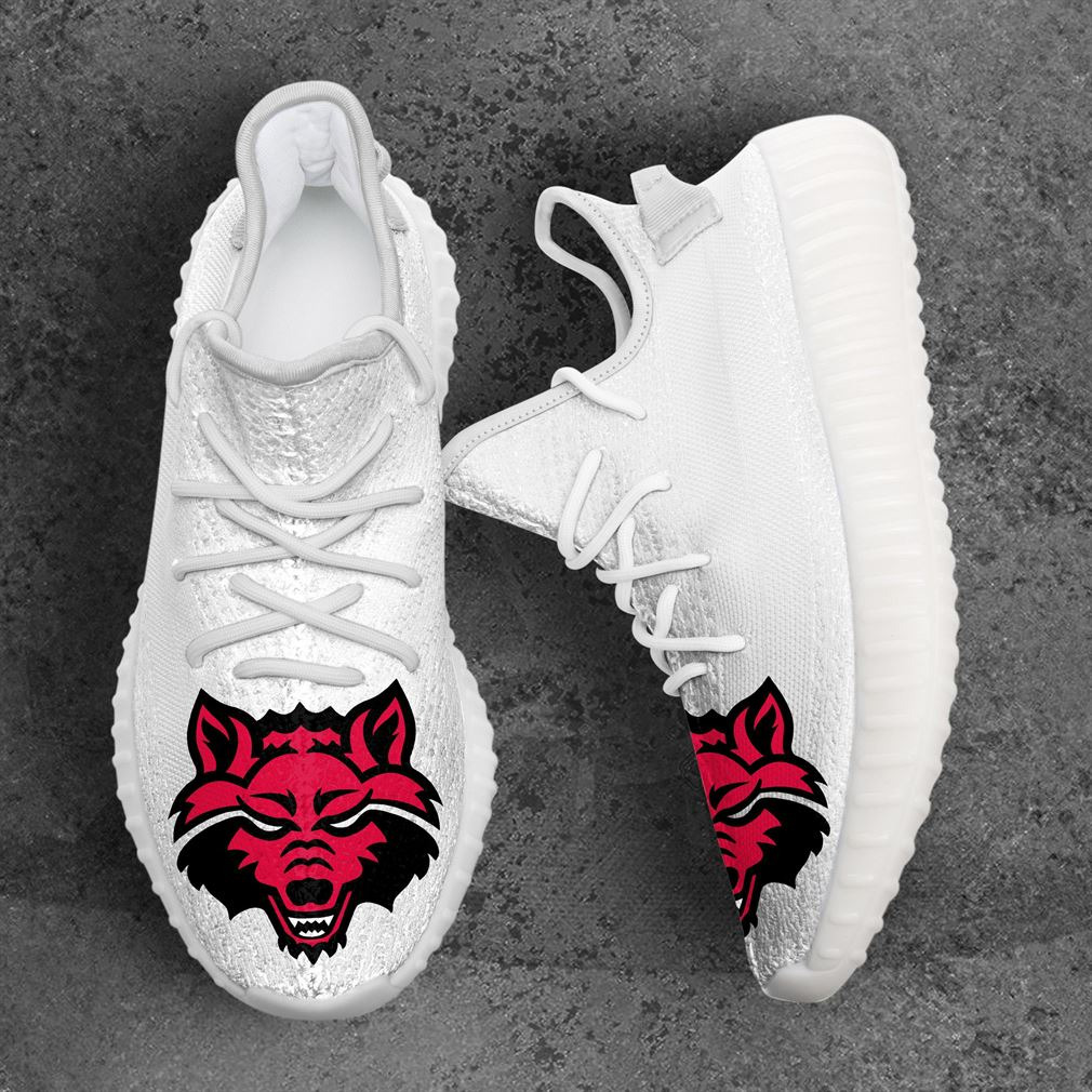 Arkansas State Red Wolves Ncaa Sport Teams Yeezy Sneakers Shoes