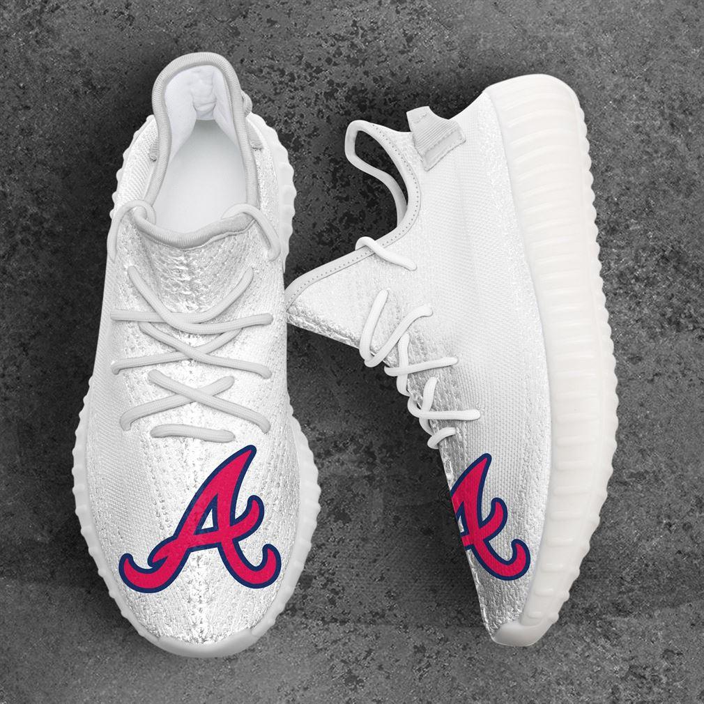 Atlanta Braves Mlb Sport Teams Yeezy Sneakers Shoes
