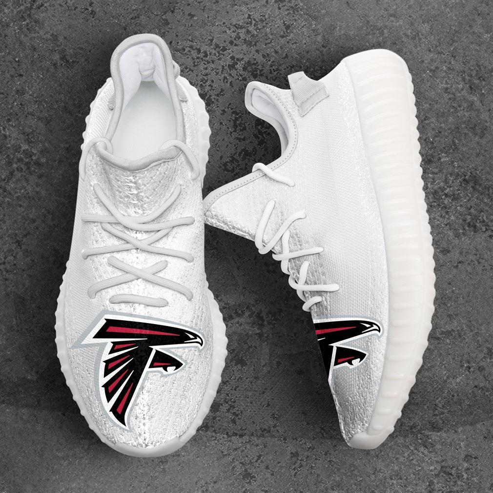 Atlanta Falcons Nfl Sport Teams Yeezy Sneakers Shoes