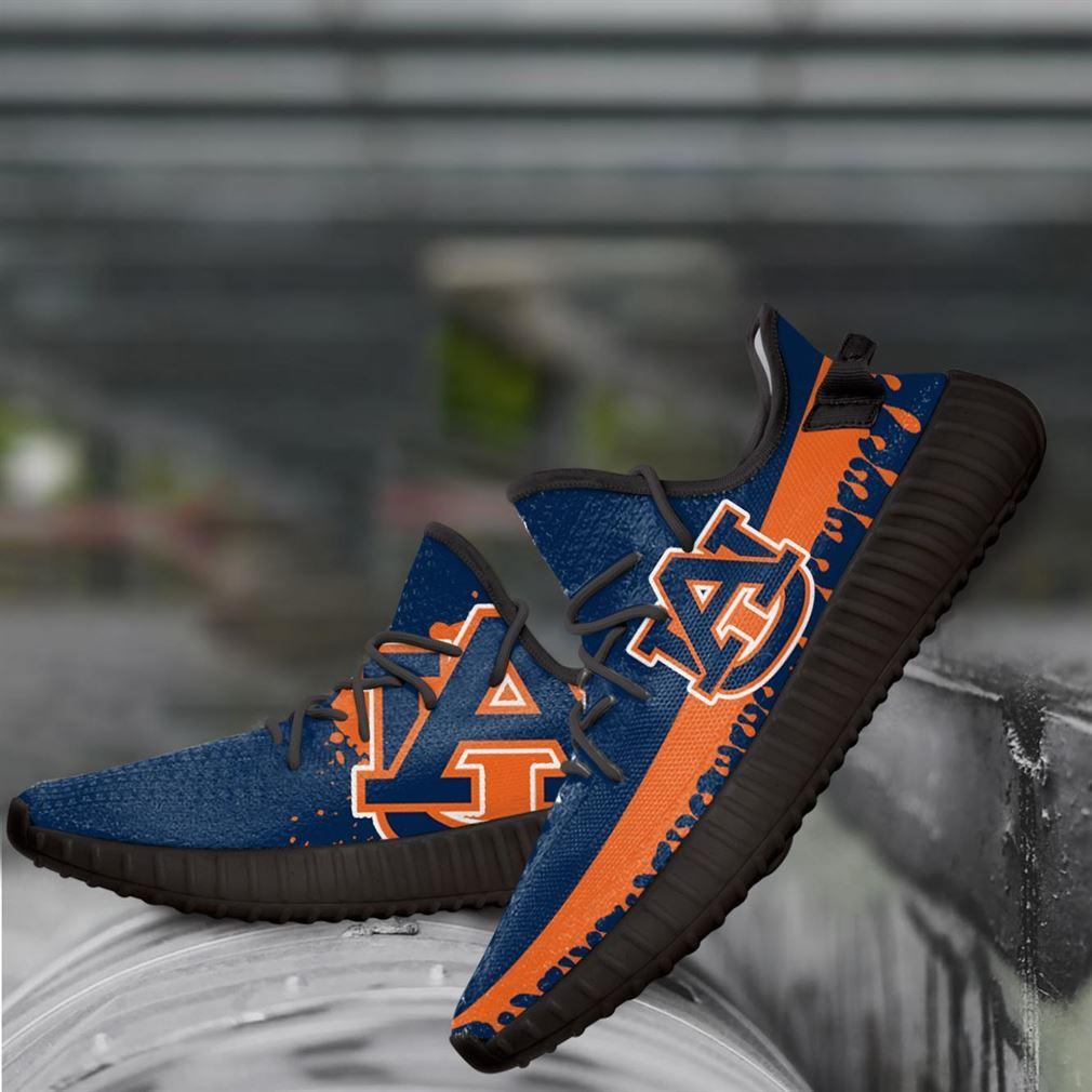 Auburn Tigers Ncaa Yeezy Sneakers Shoes