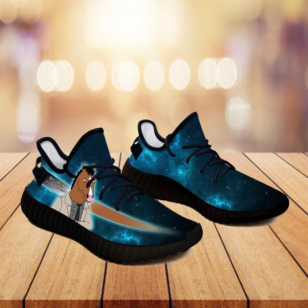 Bojack Horseman Yeezy Sneakers Shoes